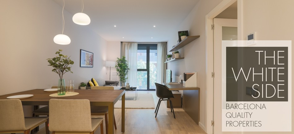 New Brand Apartments for sale in Sants – Barcelona  | The