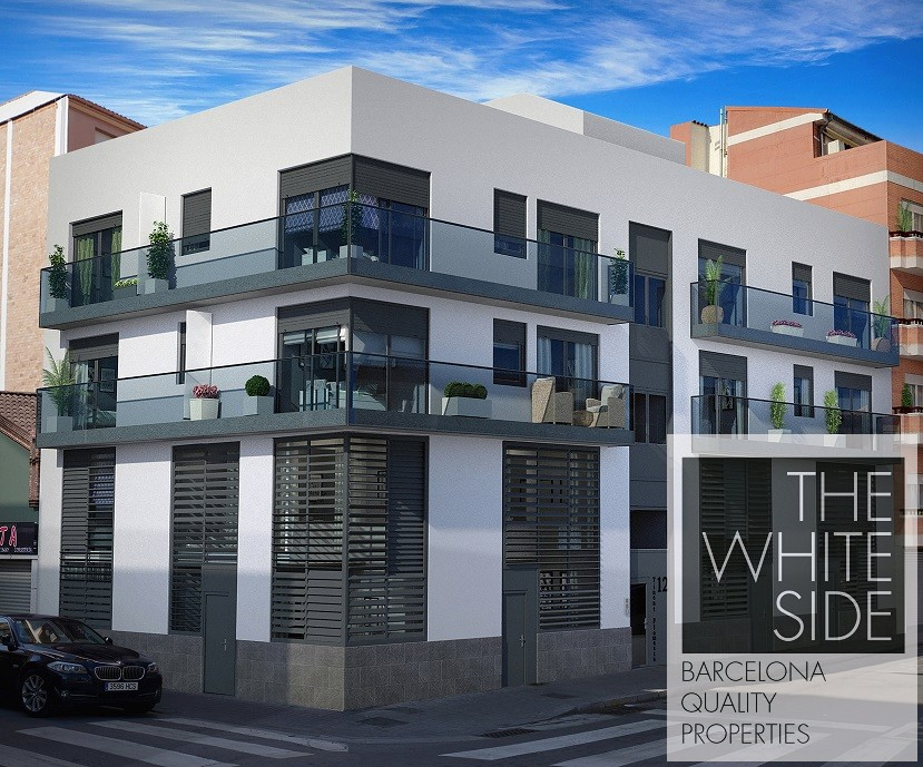 New building Duplex style homes in Sants Quarter – Barcelona | The